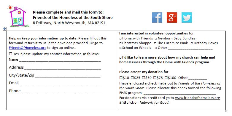 2015_12_15 FHSS Fundraising Response Slip