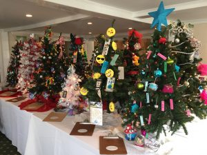 festival of trees, christmas, holiday, family homeless shelter, homelessness