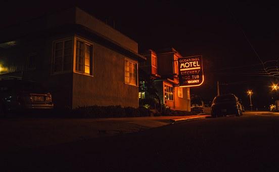 motel, homeless families, shelter