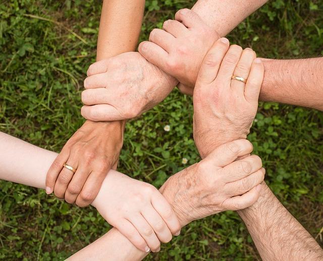 team spirit, working together, friendship team
